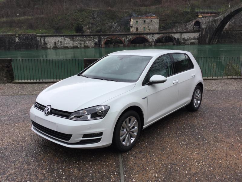 Volkswagen Golf 1.4 TGI Comfortline metano